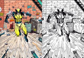 Wolverine by Kostas Fragiadakis